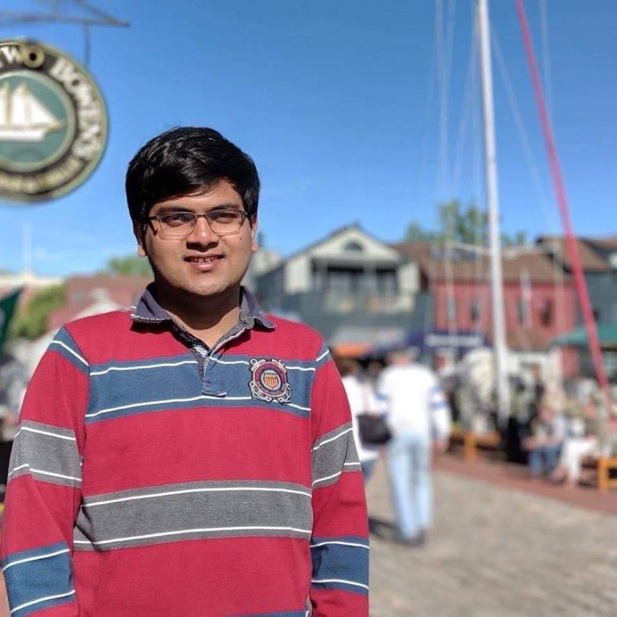 Photo of Aritra Ghosh